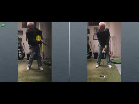 Video - If you can hammer a nail, you can hit a pure iron shot
