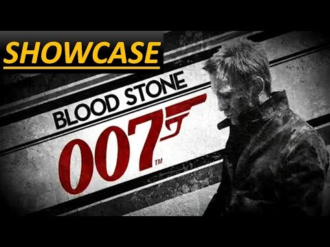 James Bond 007: Blood Stone - HighLight Showcase (AE Games)