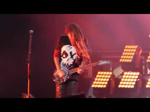 Korn - Full Show, Live in Bristow Va. 9/3/16, Return Of The Dreads Tour, Final Show!