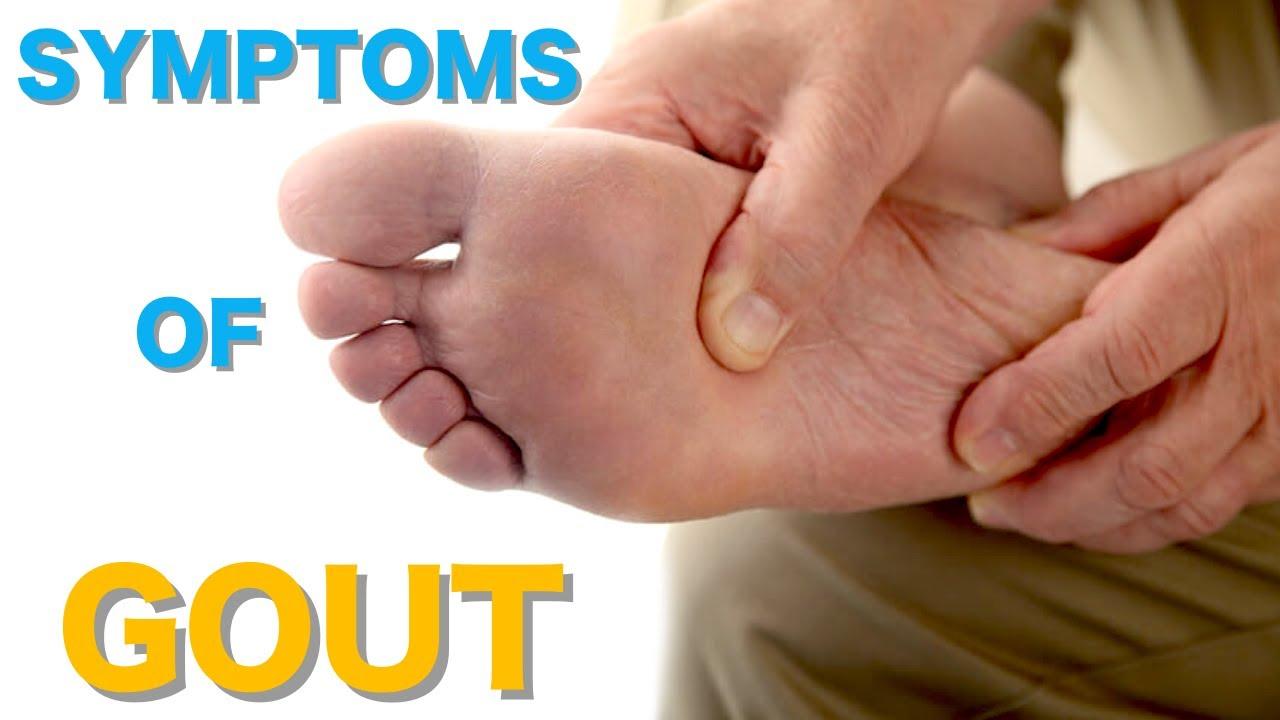 Top 10 Common Gout Symptoms Causes Of Gout Symptoms Of Gout