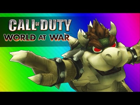Thumbnail: Super Zombie Bros! (Call of Duty WaW Zombies Custom Maps, Mods, & Funny Moments)