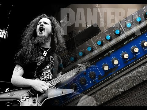 DIMEBAGS GEAR - Nailing that Pantera sound