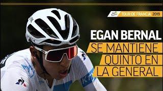 Tour de Francia 2019: Egan Bernal sigue dando la pelea | Noticias | El Espectador