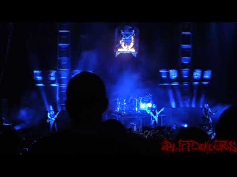 Slayer Live - COMPLETE SHOW - Mansfield, MA (August 3rd, 2012) Comcast Center [2CAM-1080HD]