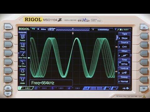 Scope basics | RIGOL