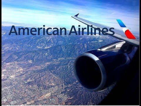 American Airlines   A321   Phoenix (Sky Harbor) ✈ Los Angeles (LAX)   Economy  