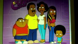 The Cleveland show is Cancelled FINALLY