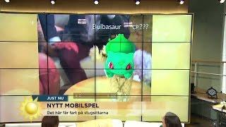 Pokémon Go i Nymo: