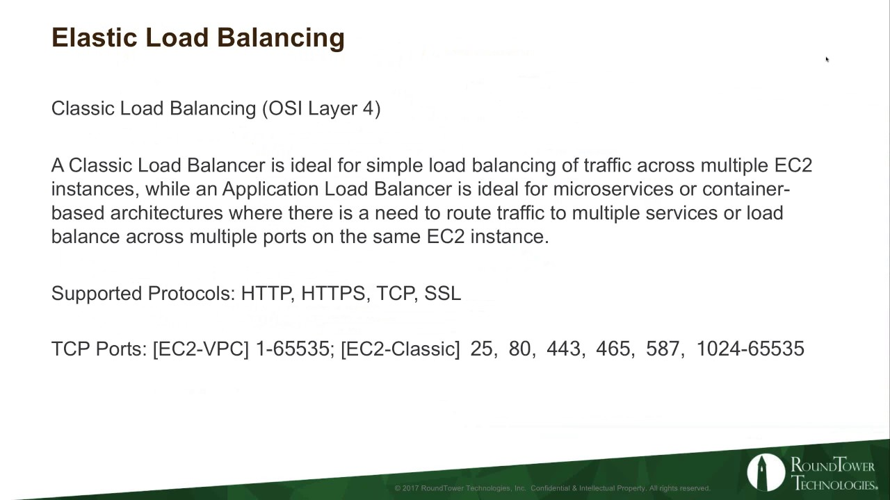 Vbrownbag Follow Up Aws Certified Sysops Administrator Deployment
