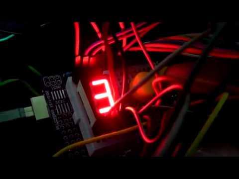 แบบฝึกหัดที่ 13 การเขียนโปรแกรมแสดงผล LED 7 s