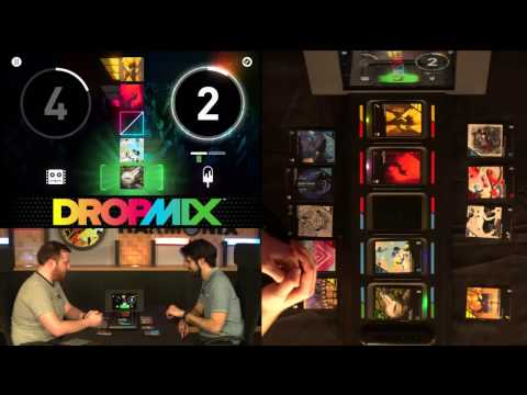 DropMix - Basic Rules and Scoring