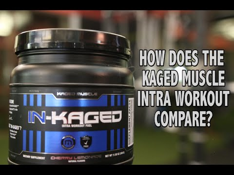 KAGED MUSCLE intra work out | compare your options