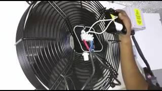 Resistance motor fan yg sudah lemah