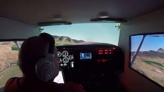 Xplane-11 KCEZ-KGUP