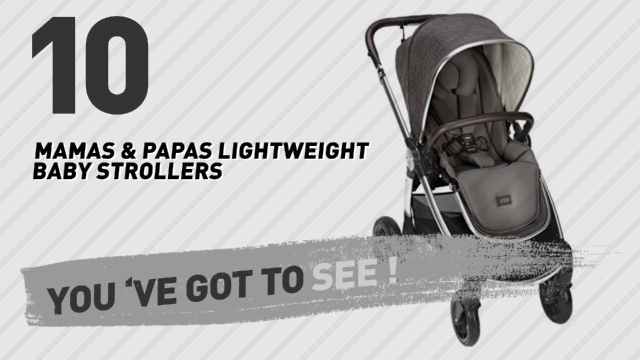 Mamas   Papas Lightweight Baby Strollers Collection    New   Popular 2017 7d1228e7cb