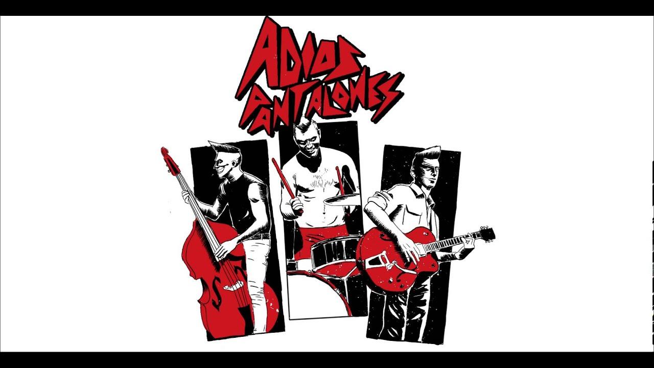 Adios Pantalones - Psycho Killer - YouTube