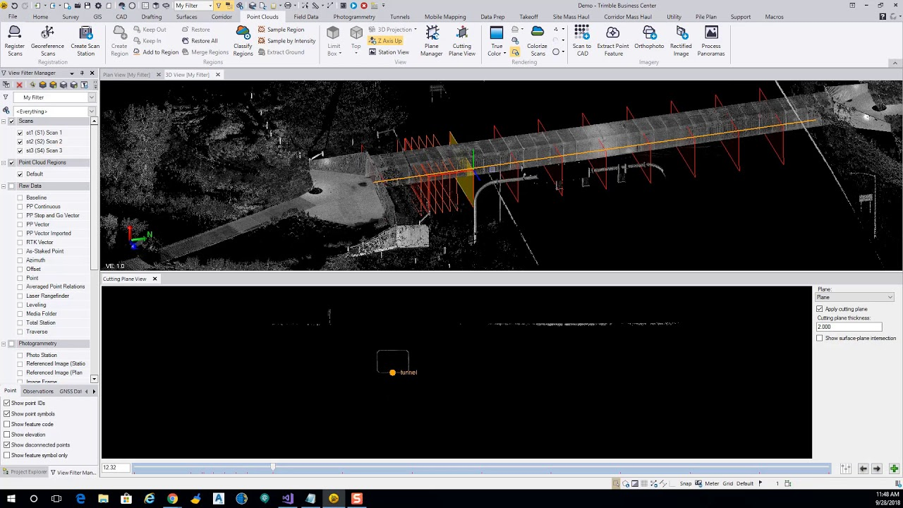 What's New in TBC v5 00 | Trimble Geospatial
