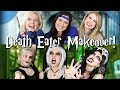 Death Eater Makeovers w/ Tessa & Christine