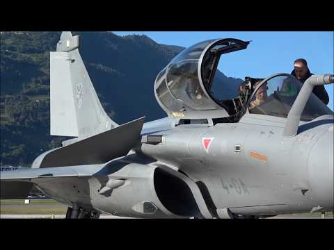 Breitling Sion airshow  jet 16/09/2017