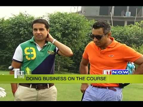 Tee Time with Shantanu and Nikhil -The Fashion Designer Duo