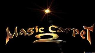 Magic Carpet 2 gameplay (PC Game, 1995)
