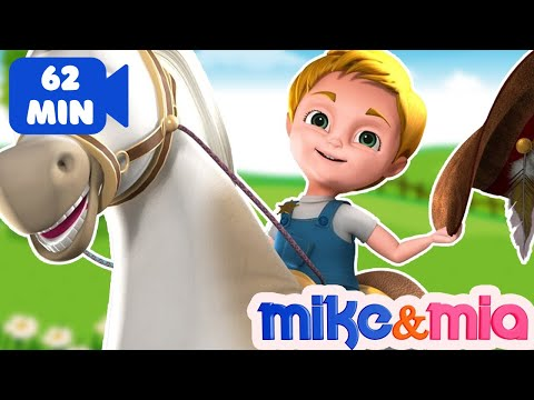 Yankee Doodle Nursery Rhyme   Kinds Songs   Collection of Nursery Rhymes for Children by Mike & Mia