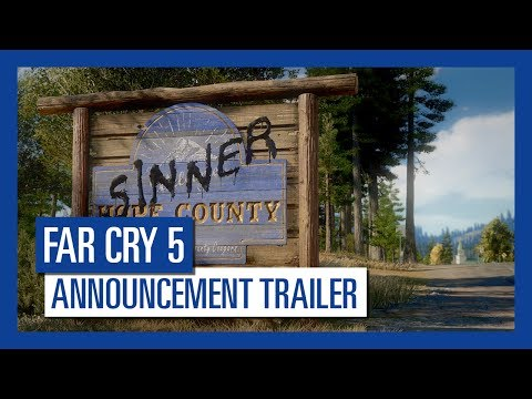 Far Cry 5 - Announcement Trailer