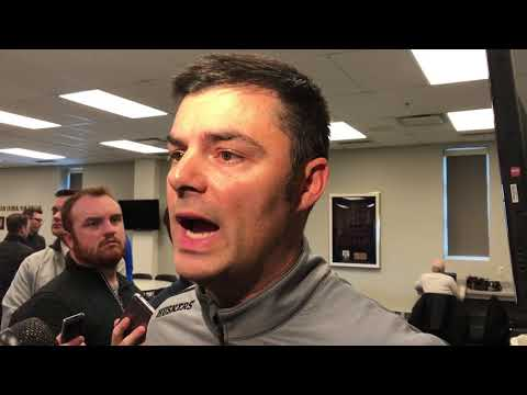 HOL HD: New Husker RB coach following signing day press conference