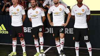 Best Football Tennis Match EVER! | Manchester United Players & The F2