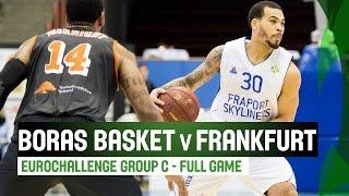 Boras Basket (SWE) v Fraport Skyliners (GER) – Full Game - Regular Season – 2014-15 EuroChallenge