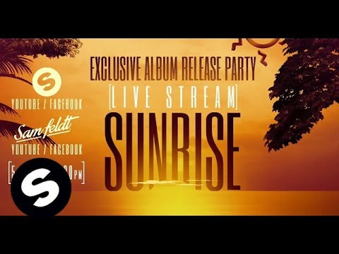 Sam Feldt - Sunrise album release party Amsterdam
