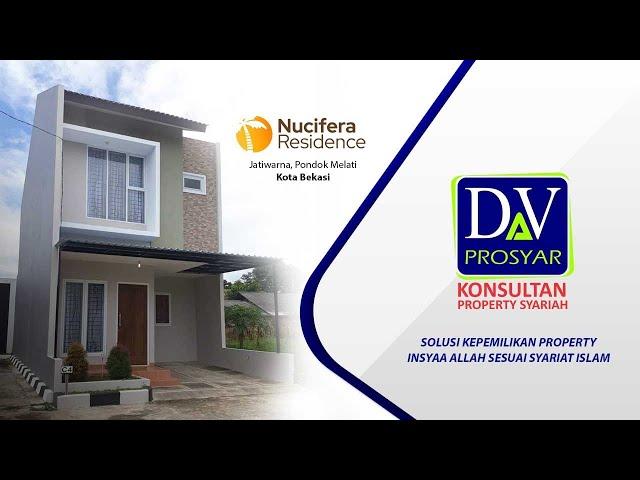 Rumah Syariah 2 Km ke Tol Jatiwarna Rumah Syariah di Kota Bekasi