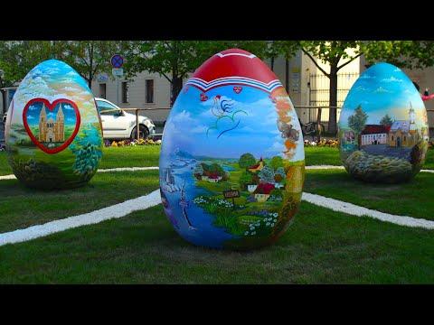 Zvona🔔Bells / Uskrs - Easter ▶4K / Zagreb Cathedral * Croatia