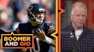 Boomer and Gio talk about the Bears and what their offense looks like going into Week 8 Subscribe to our Page and follow us on: Facebook ...