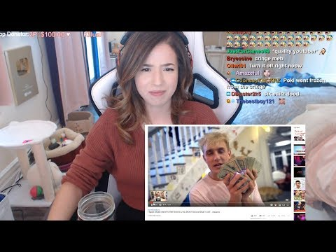 Pokimane Reacts to Jake Paul Scam Mystery Unbox