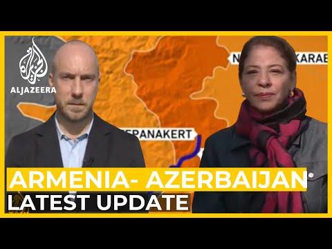 Latest Updates From Armenia And Azerbaijan
