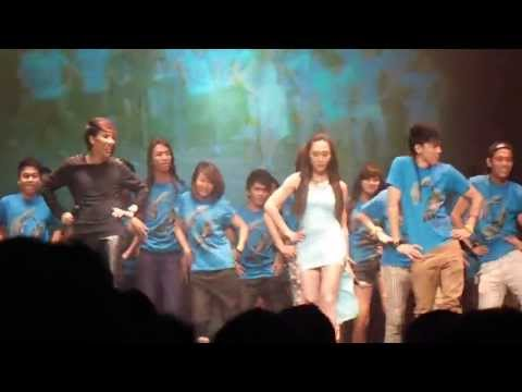 Variety Show with Vice Ganda at FEU-East Asia College
