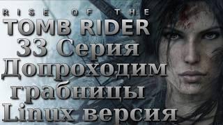 Восхождение расхитительницы гробниц - 33 Серия (Rise of the Tomb Raider - Linux версия)