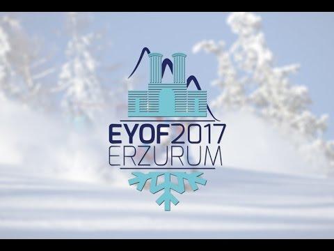 EYOF 2017 Erzurum |  Yıldızlar Erzurum'da parlıyor