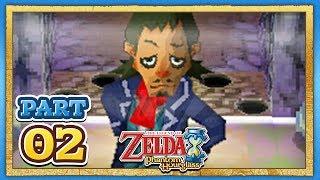 The Legend of Zelda: Phantom Hourglass - Part 2 - Linebeck!