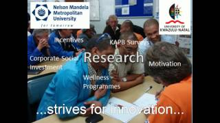 FORD of Southern Africa   GBCHealth 2011 Commended Company for Partnership Collective Action