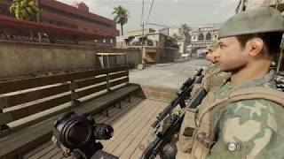 Unreal Engine 4- Insurgency Sandstorm 2 - Small Gameplay