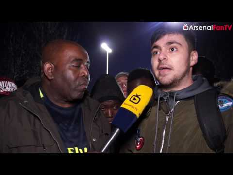 Sutton Utd vs Arsenal | How Can Alexis Be Playing On Plastic?