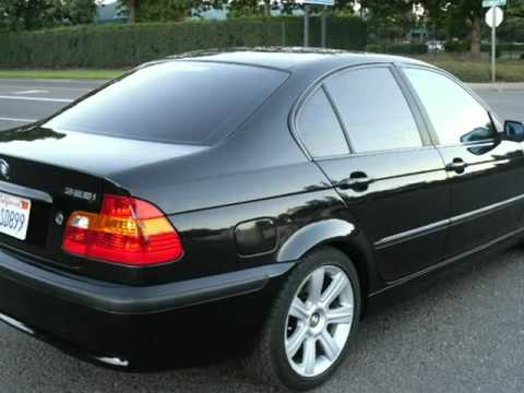 2003 BLACK BMW 325i SPORT SEDANLOOKS DRIVES EXCELLENT EUGENE Oregon
