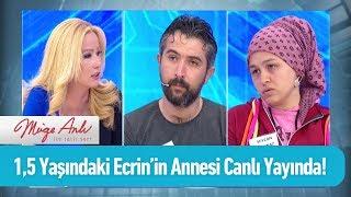 1,5 yaşındaki Ecrin'in annesi canlı yayında! - Müge Anlı ile Tatlı Sert 13 Mayıs 2019
