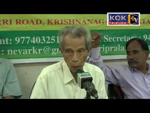 N.C DEMAND NEW TIPRASA CHIEF MINISTER OF TRIPURA