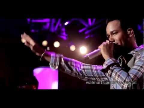 Romeo Santos - Llévame Contigo (Live Acceso Total) HD