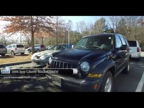 2006 Jeep Liberty Stock 2575r Burns Buy Here Pay Here