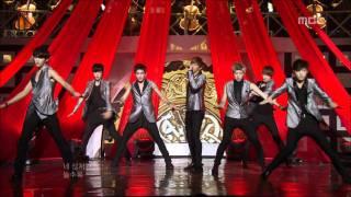 Infinite Be Mine Remix 인피니트 내꺼하자 리믹스 Music Core 20110903