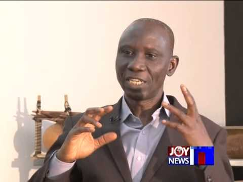 Personality Profile With Uncle Ebo Whyte - PM Express (10-4-15)